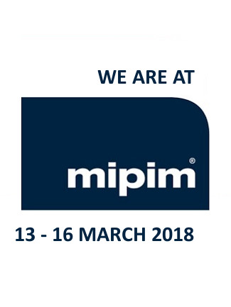 13th – 16th of March: MIPIM 2018 Cannes - International Property Event