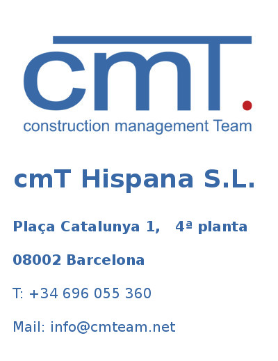 cmT opens first branch office in Barcelona