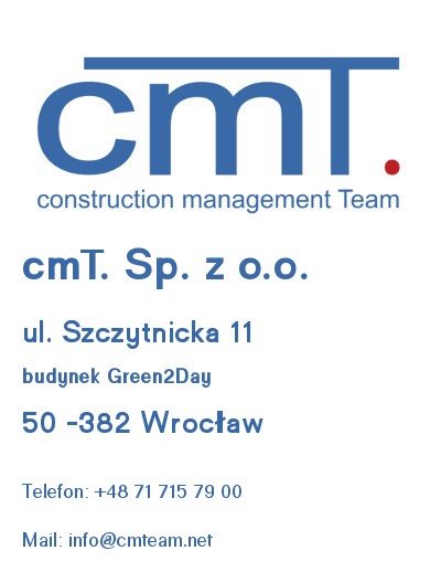 The Big Opening of a new cmT branch in Wrocław