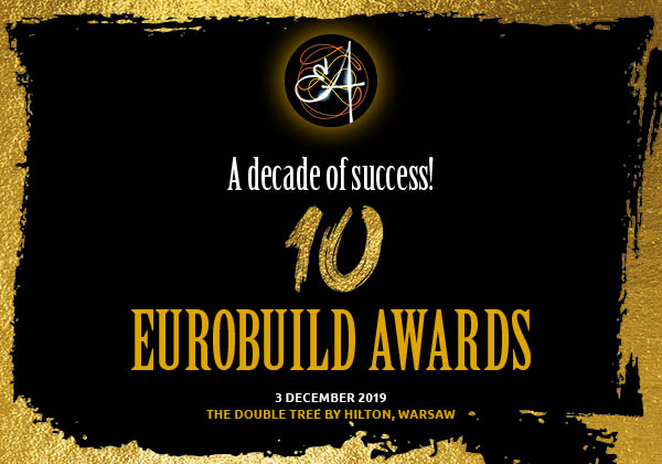 cmT among nominees for Eurobuild Awards – the most important competition on the commercial real estate market