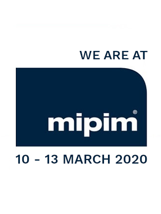 cmT at the most prestigious event of the property market – Mipim 2020