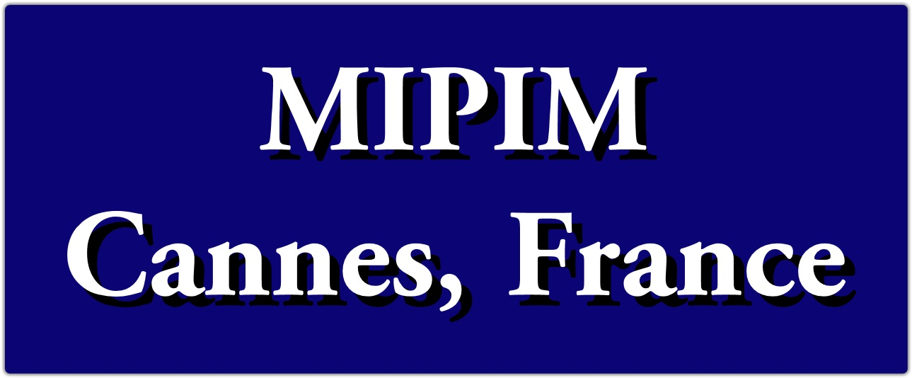 Internationale Immobilienmesse in Cannes